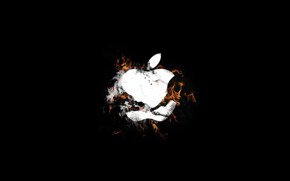 logo设计燃烧简约系统
