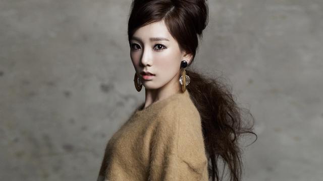少女时代队长金泰妍