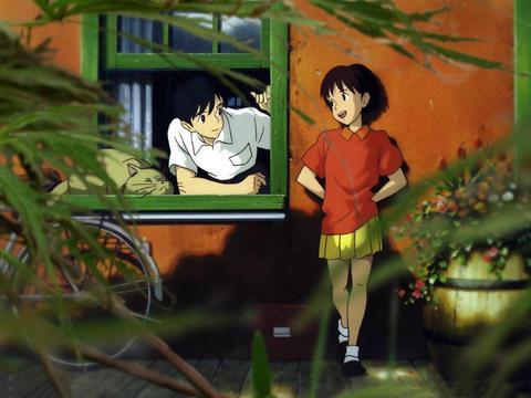 宫崎骏的动漫世界