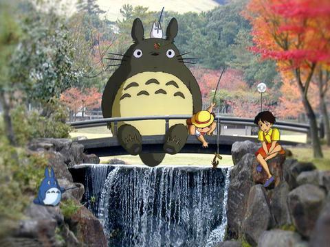 宫崎骏的动漫世界第二辑