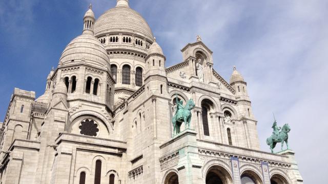 欧洲的哥特式大教堂