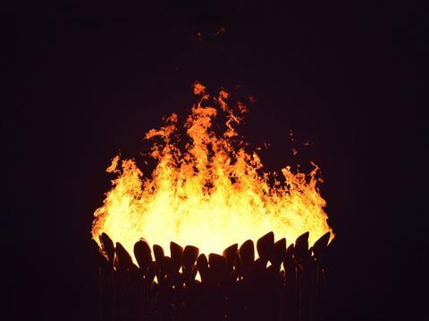 奥运会开幕点火仪式