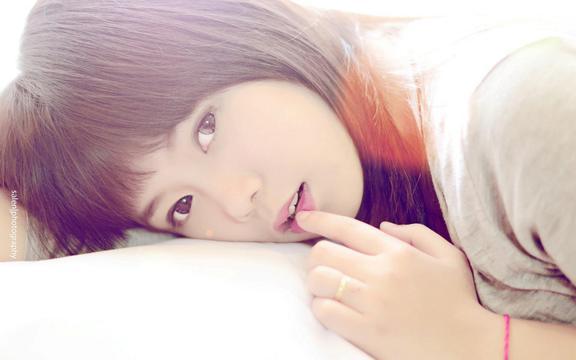 清新美少女可爱写真
