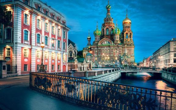 圣彼得堡——俄罗斯的心脏