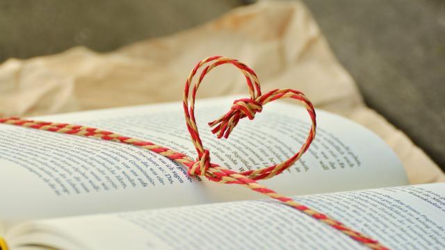 书籍是心灵之友