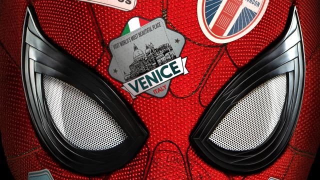 蜘蛛侠:英雄远征 Spider-Man: Far From Home(2019)