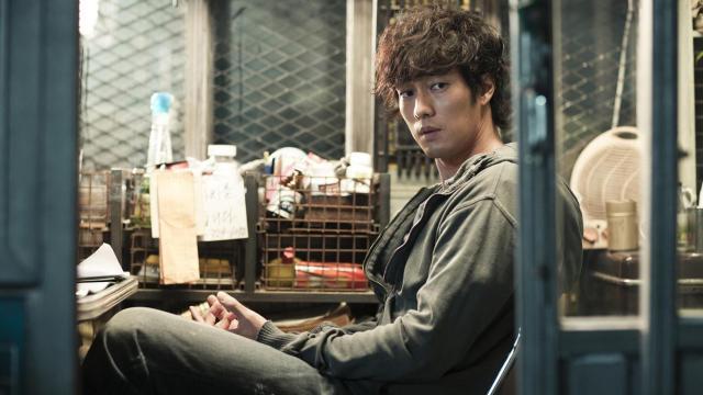 韩国演员苏志燮