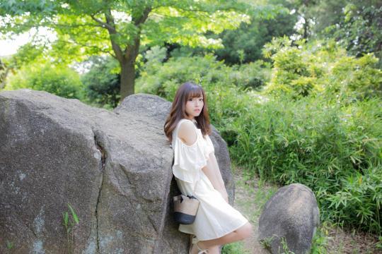 清纯日系美少女唯美写真