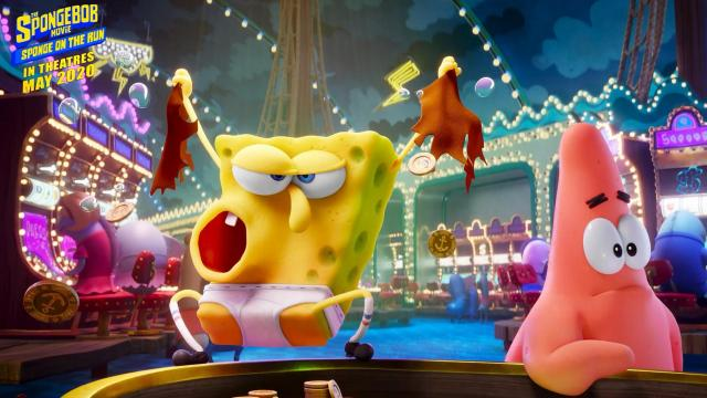 海绵宝宝:营救大冒险 The SpongeBob Movie:Sponge on the Run (2020)