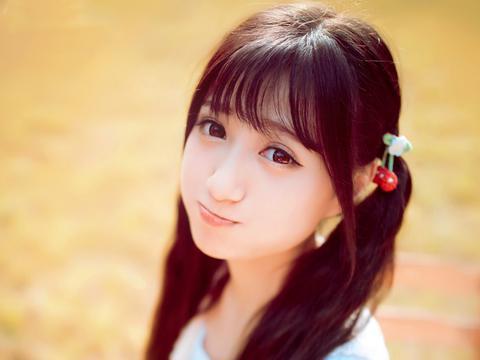 日系俏皮甜美少女写真