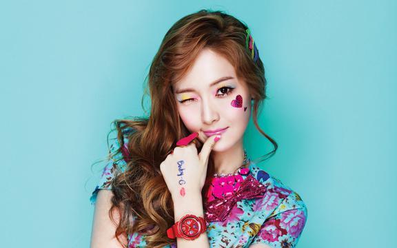 郑秀妍时尚写真