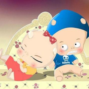 可爱情侣猪卡通头像
