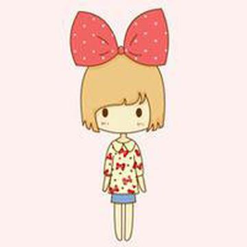 超可爱卡通女生陌陌头像