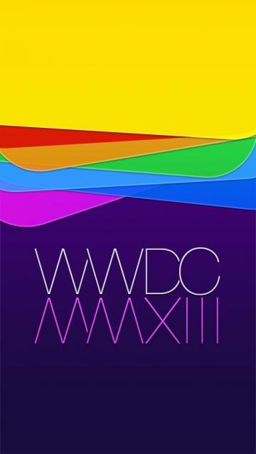 苹果WWDC炫彩