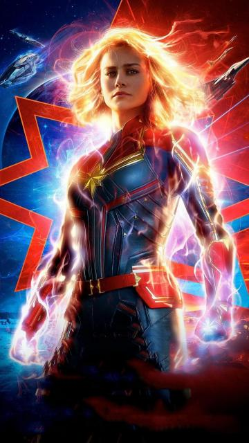 漫威队长 Captain Marvel(2019)