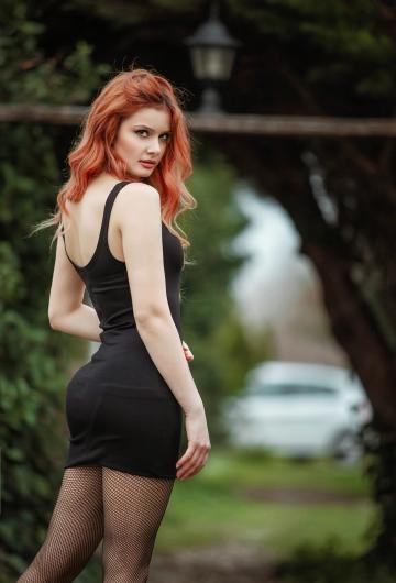 性感妩媚的丰满白嫩熟女