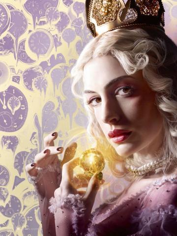 美丽性感的女神-安妮·海瑟薇