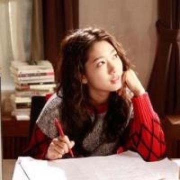 超甜美邻家女孩朴信惠
