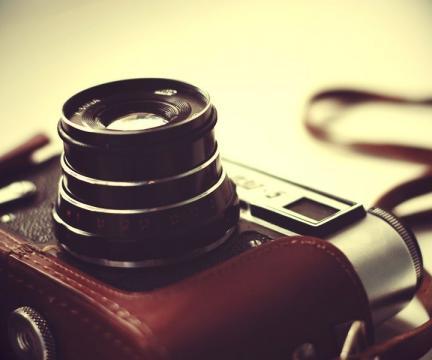 复古的数码相机