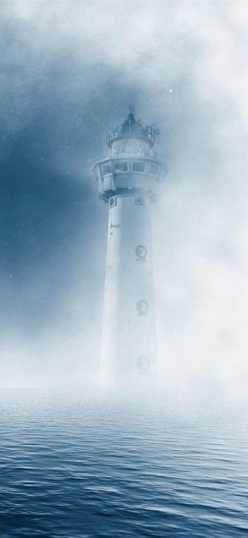 迷雾中的灯塔