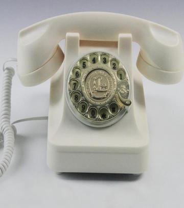 老式的电话机