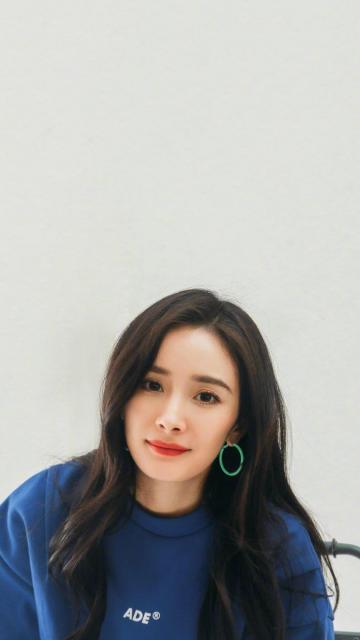 元气少女杨幂气质迷人写真
