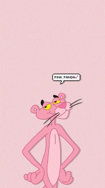 生气的粉红豹